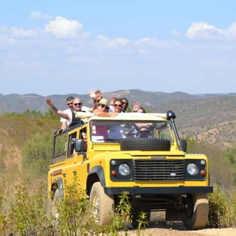 Algarve Jeep Safari Fd Extremo Ambiente