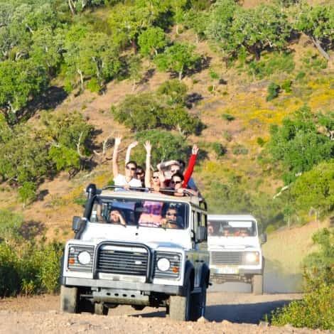 Portimao Jeep Safari Hd Extremo Ambiente