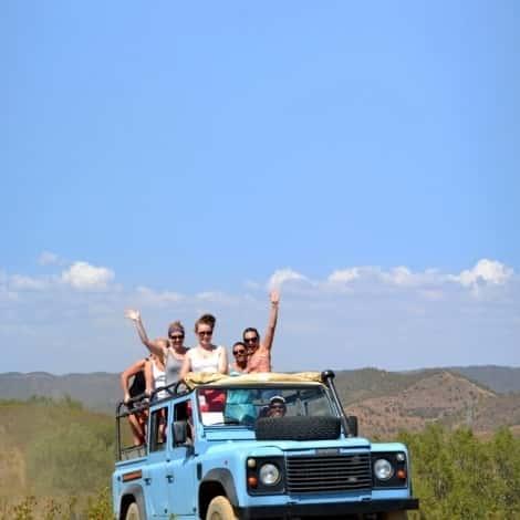 Algarve Jeep Safari Hd Extremo Ambiente